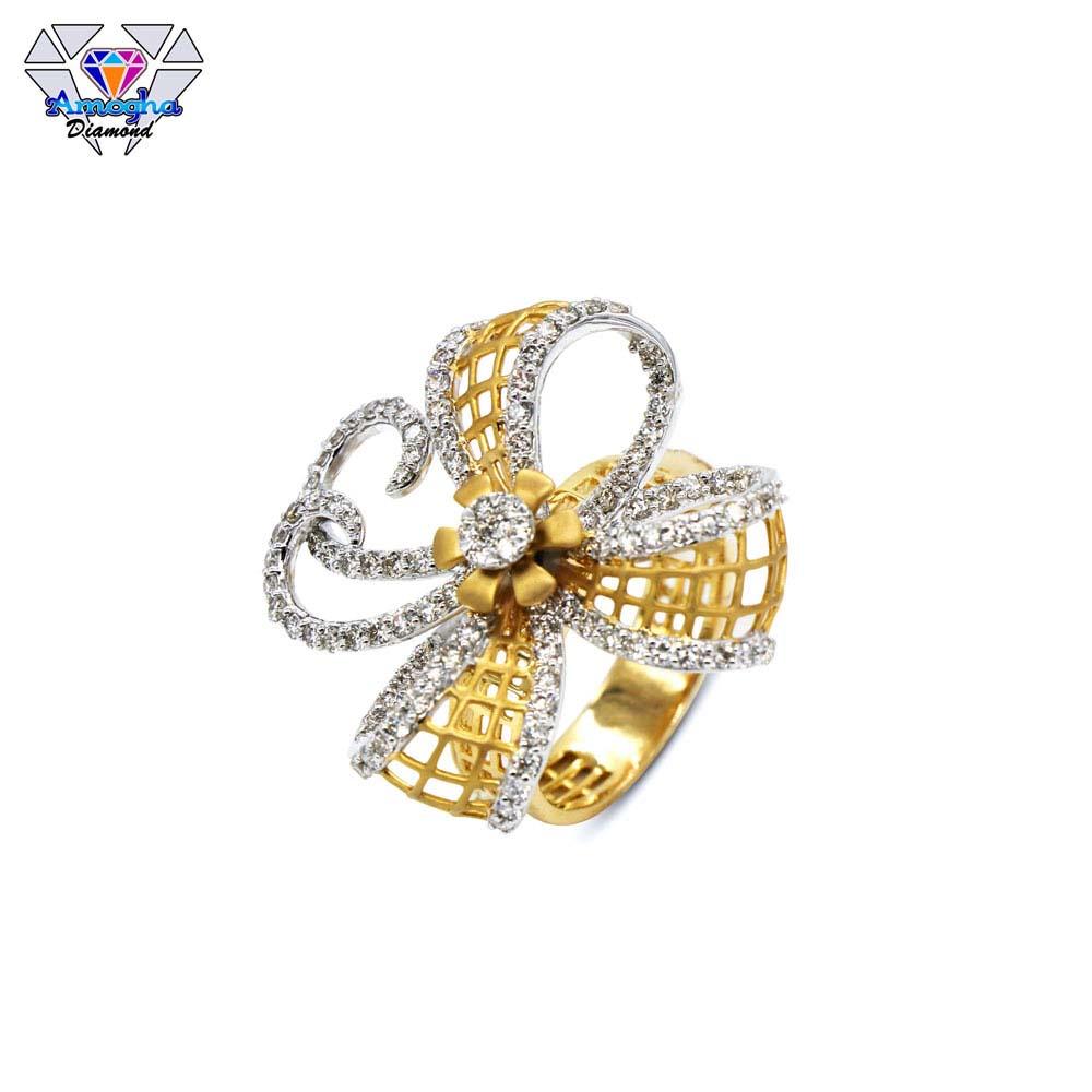 DIAMOND LADIES RING (JMBJ-DLR13)