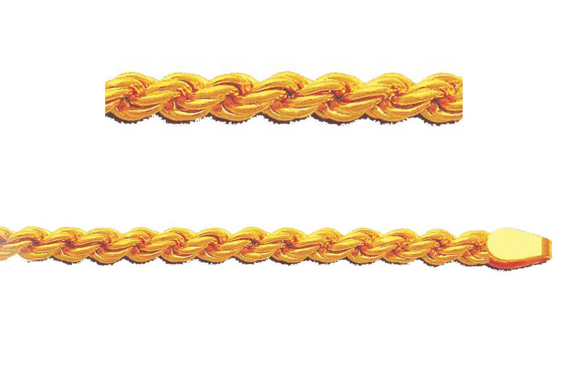 HOLLOW ROPE